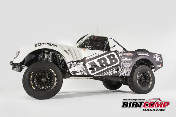 Dirtcomp: ARB Coopers Plains Micklefab Trophy Truck