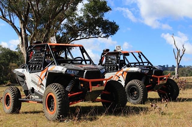Eagle Powersports Tamworth and Cody Crocker are ready for their Polaris FInke assault