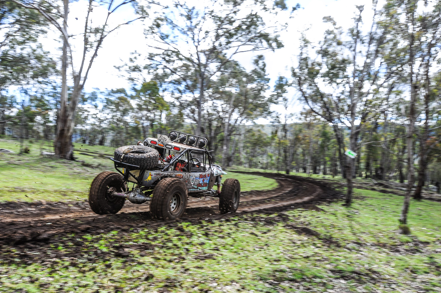 Nitto Tyres Aust4 2014 Opening Round