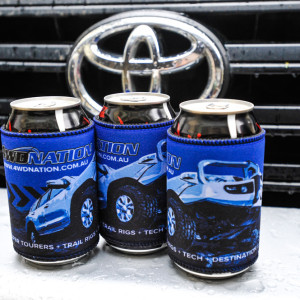 4WD Nation Stubby Cooler