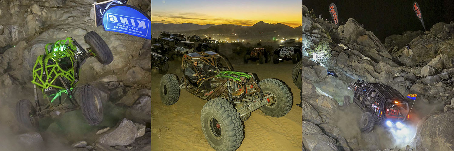 2016 Vision X Ultra4 vs. SRRS Presented by KING Shootout Highlights