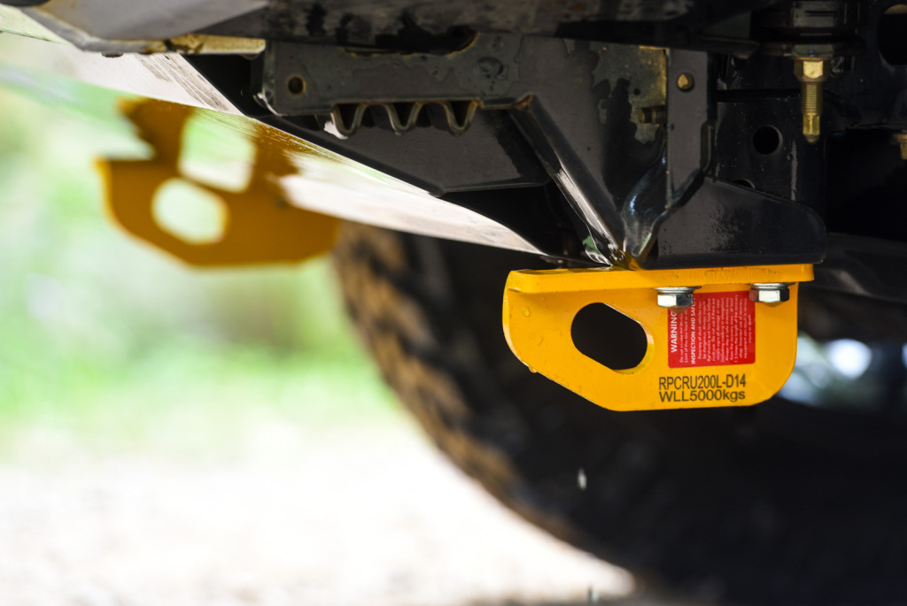 New Product Roadsafe Tow Points Dirtcomp Magazine