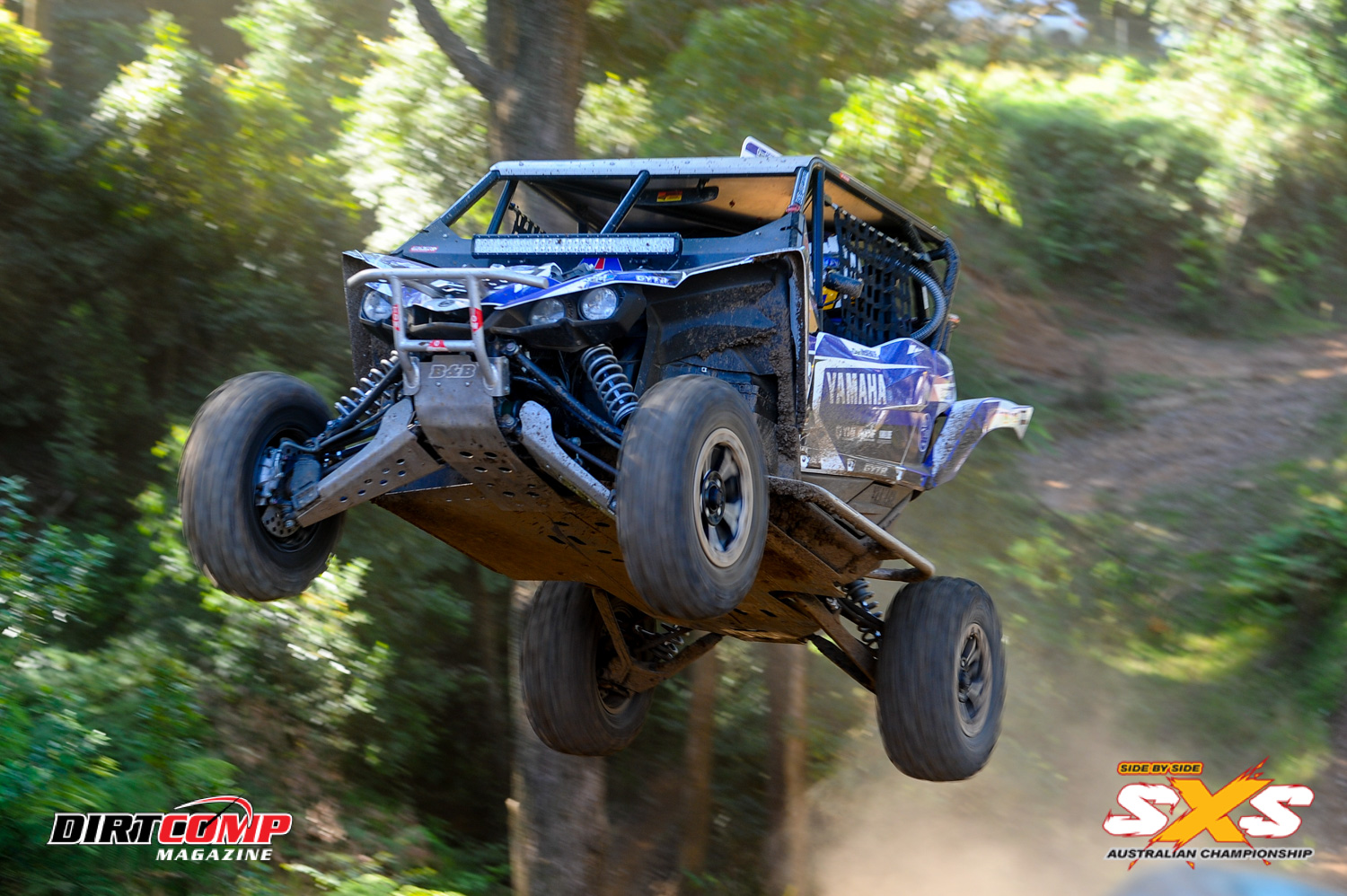 McKenzie flying high at round 2 of the SXS Australian Championship