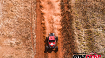 Luke Ayers stretching the legs of the Tatum at Griffith in March