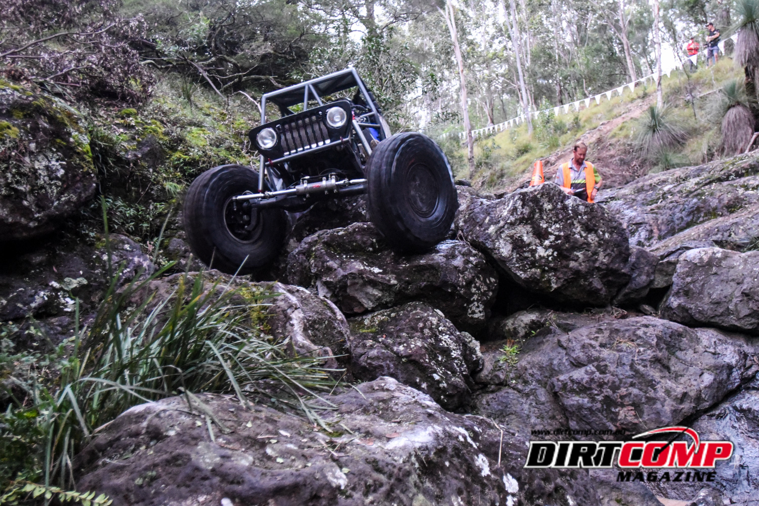 Look out for a feature on Steve John's Willys in Edition 49 of Dirtcomp