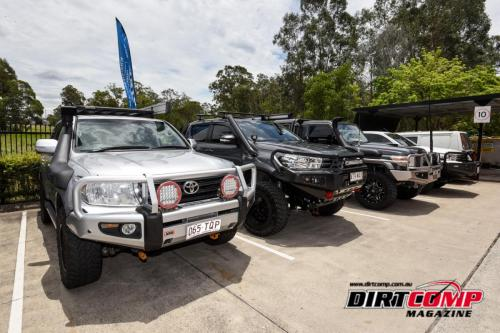 King Shocks Australia Open Day 2017