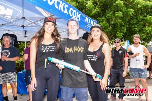 King Shocks Australia Open Day 2017